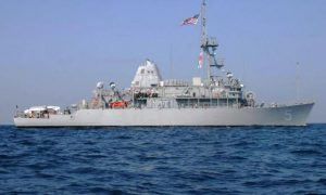 US ship in PH