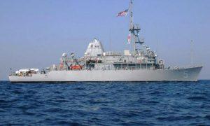 US ship in PH
